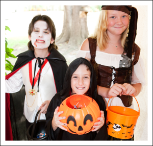 Halloween Dental and Safety Tips