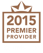 Invisalign 2015 Premier Provider Logo
